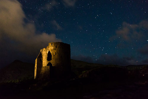 Astrophotography in Eryri/Snowdonia